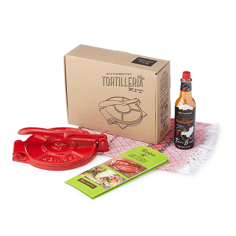 Best Hostess Gifts: Verve Tortilleria Kit