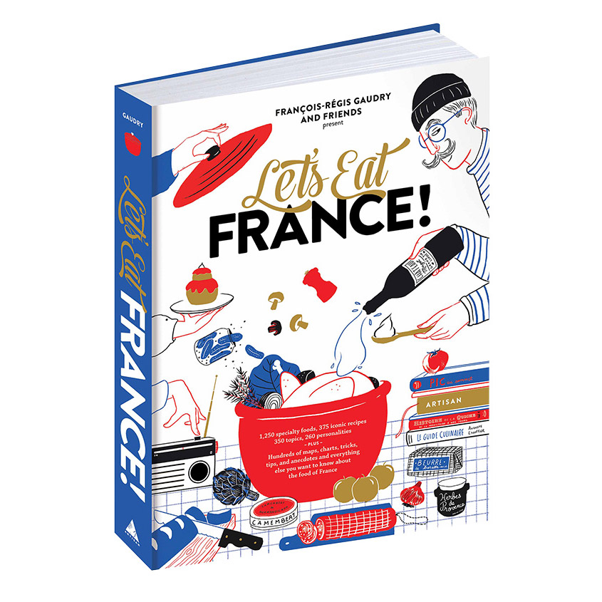 Best Hostess Gifts: Let's Eat France!