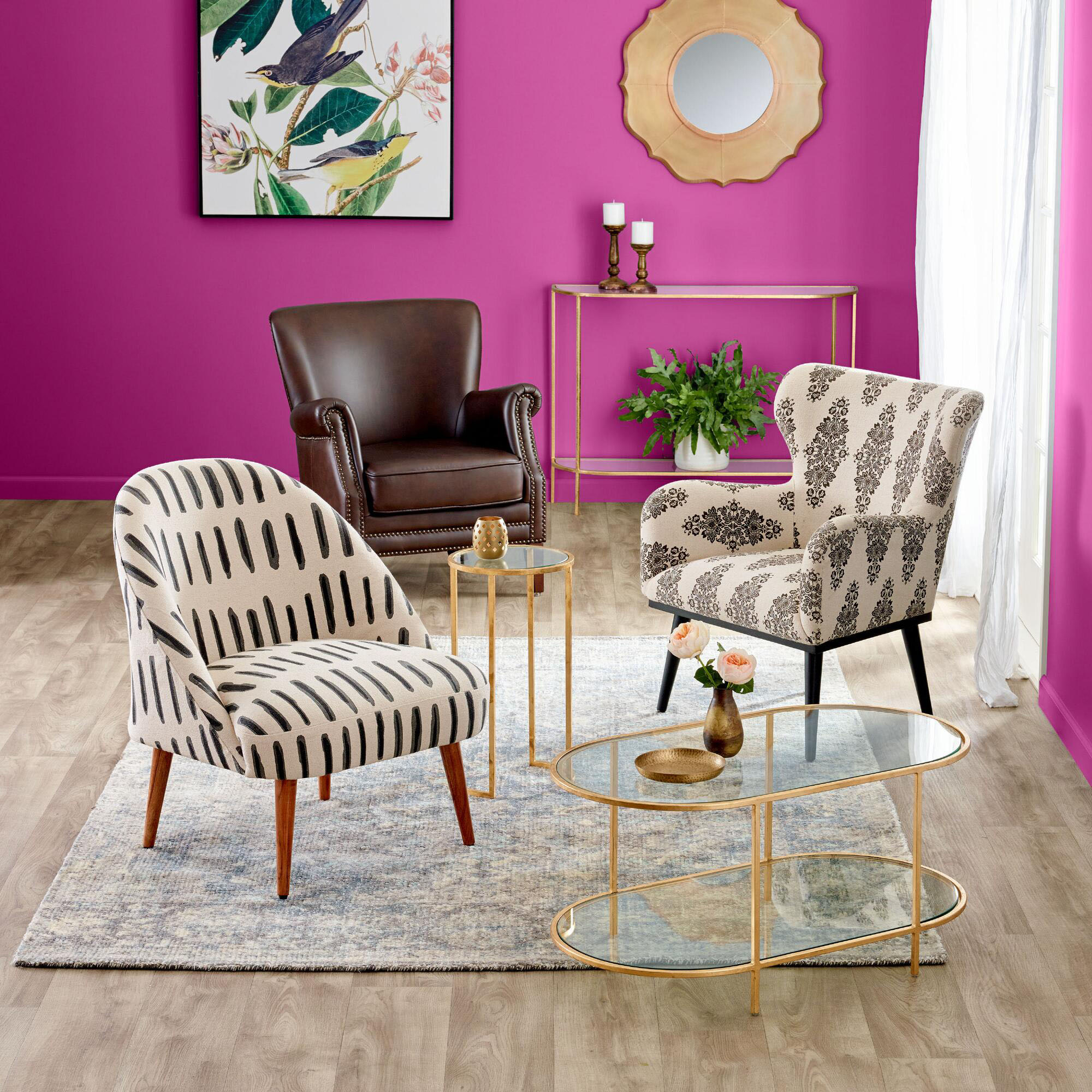 World Market Black Friday Accent Chair Deals