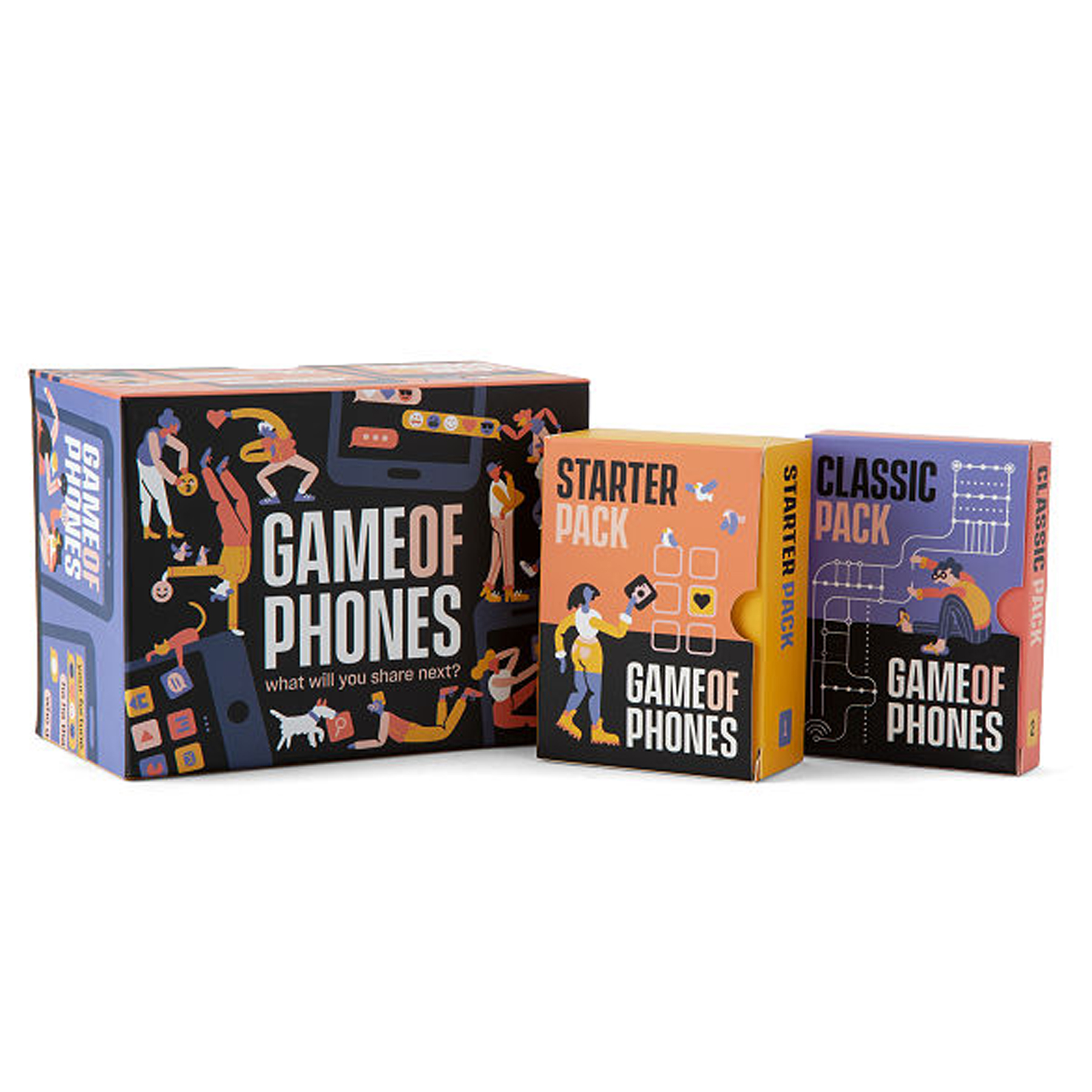 Cheap Christmas Gifts: Game of Phones party game