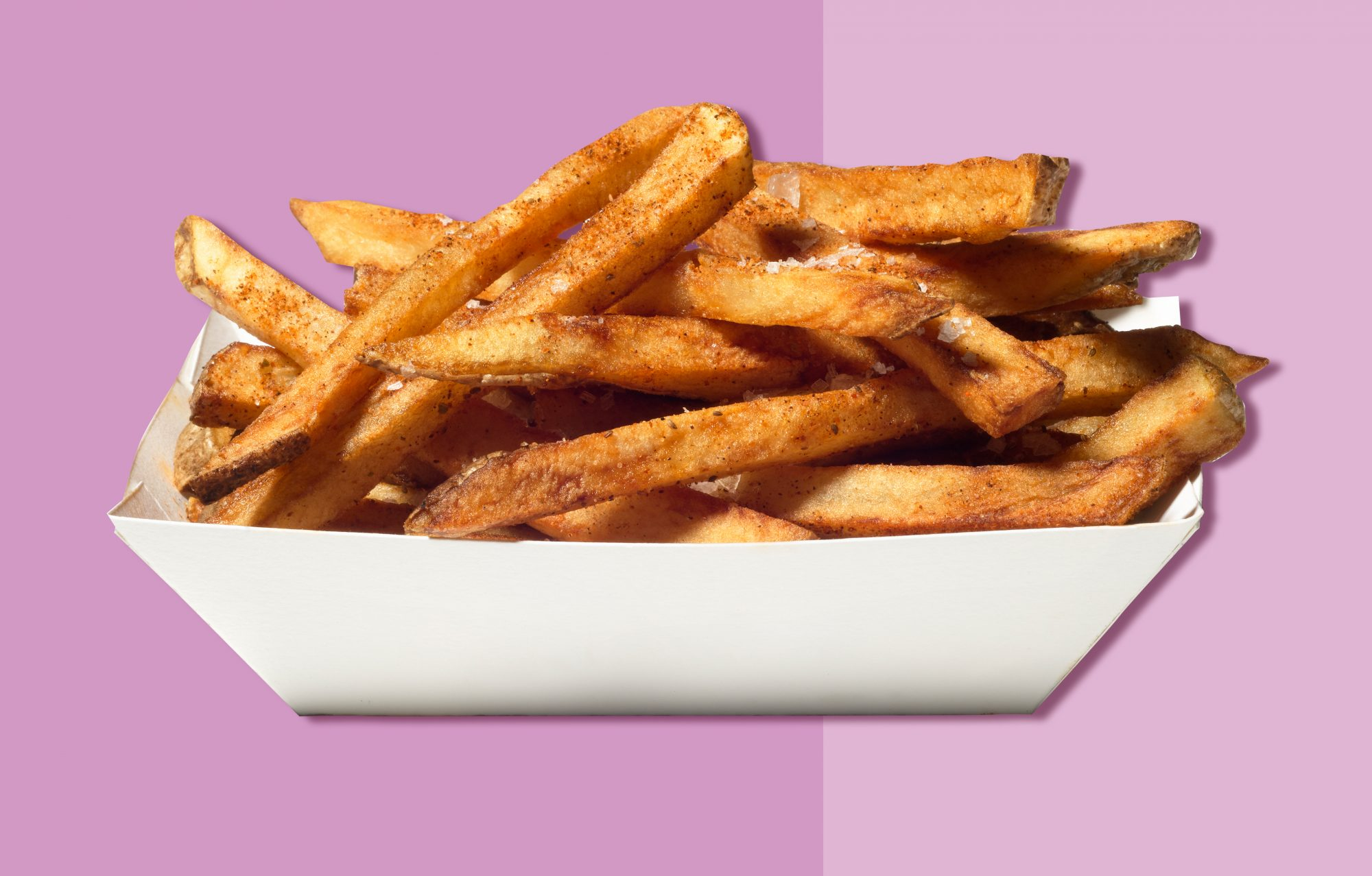 basket of French fries: French fry shortage