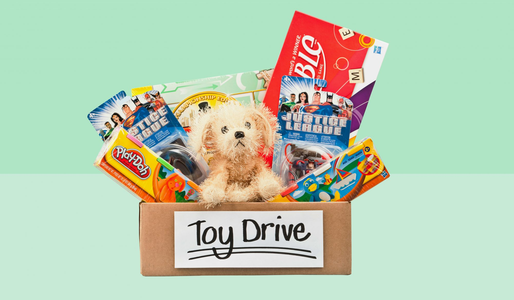 Win Holiday Toy Drive