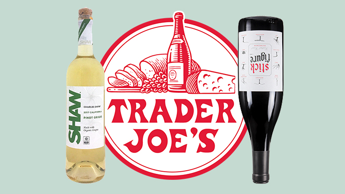Trader Joe's Charles Shaw wine (Two-Buck Chuck)