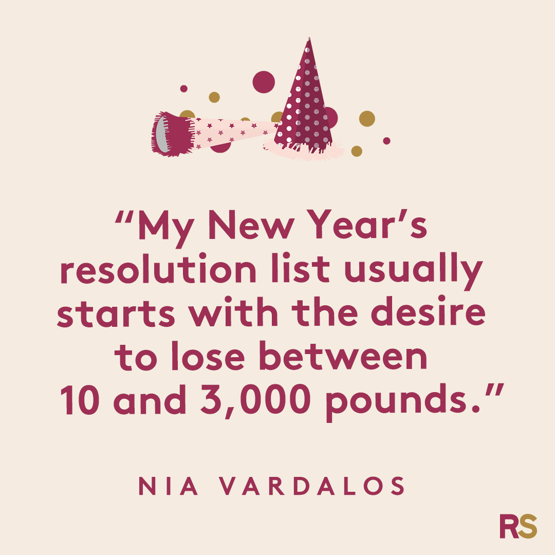 New Year's Quotes: 2020 inspirational, funny, happy New Year's Eve quotes - Nia Vardalos