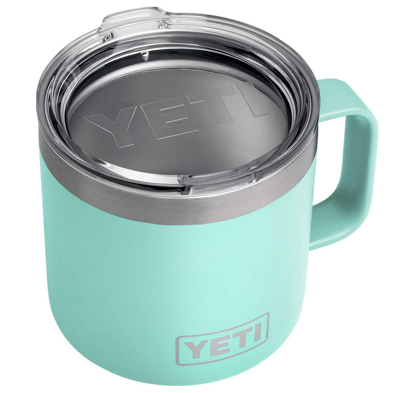 Amazon YETI Rambler 14 oz Stainless Steel Vacuum Insulated Mug