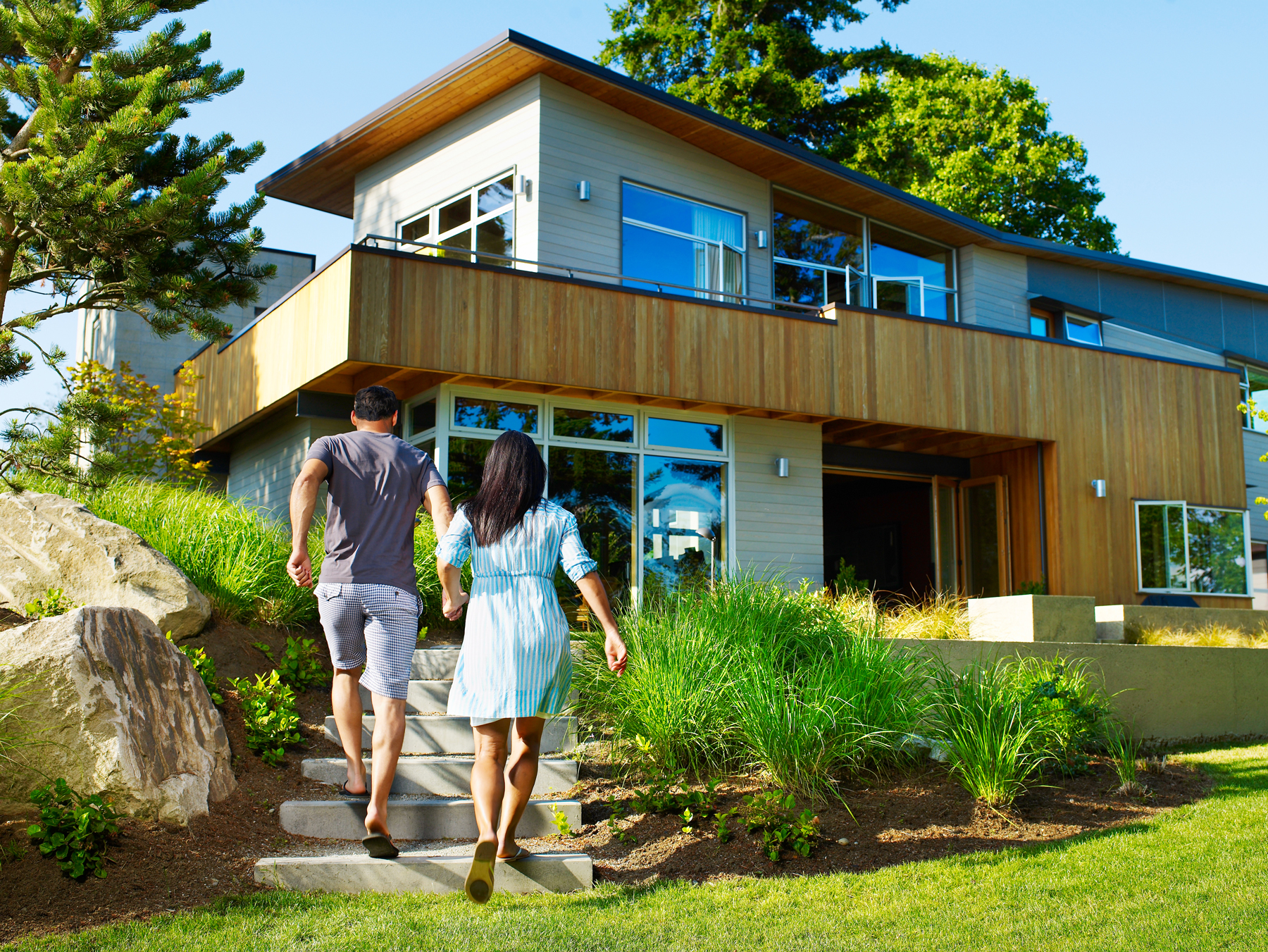 Conversations Every Couple Should Have Before Buying a house together - couple and house