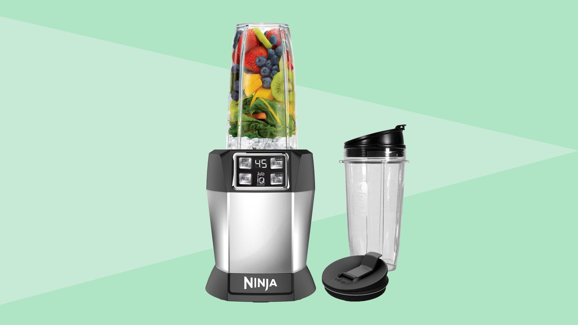 Ninja Nutrient Extraction Single Serve Blender