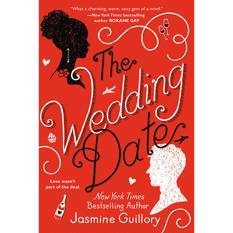 Books by Black Authors: The Wedding Date by Jasmine Guillory