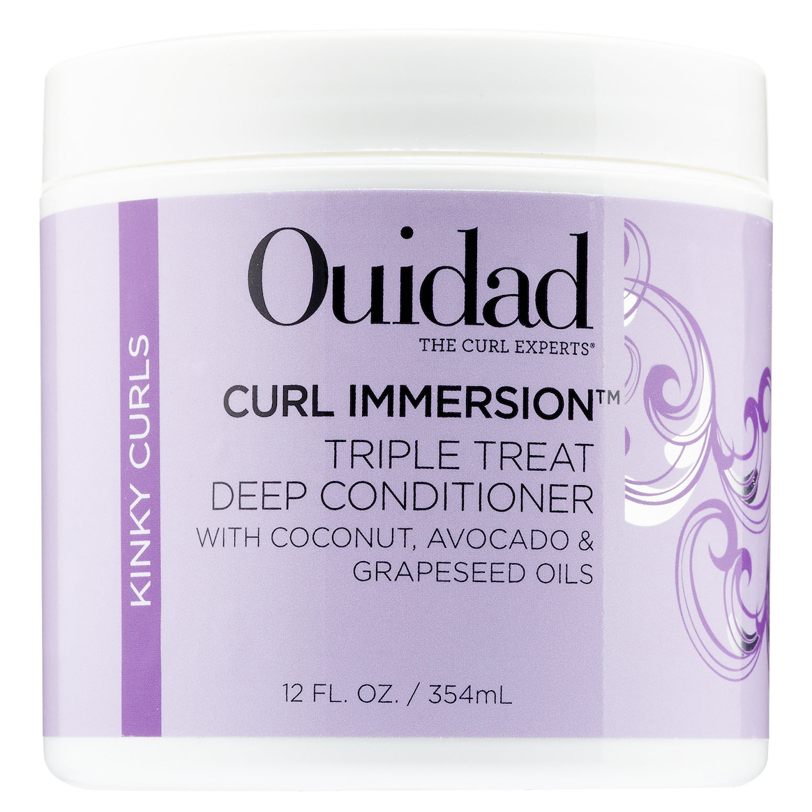 Winter Beauty Treatments: Ouidad Curl Immersion Triple Treat Deep Conditioner