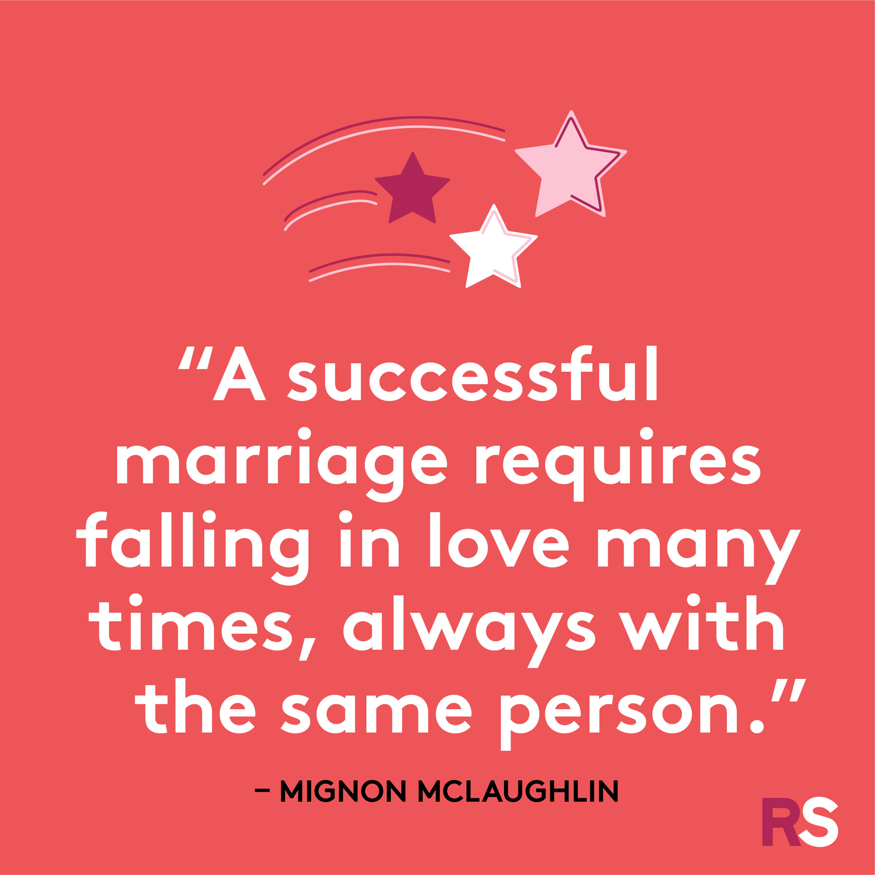 Love quotes, quotes about love - Mignon McLaughlin