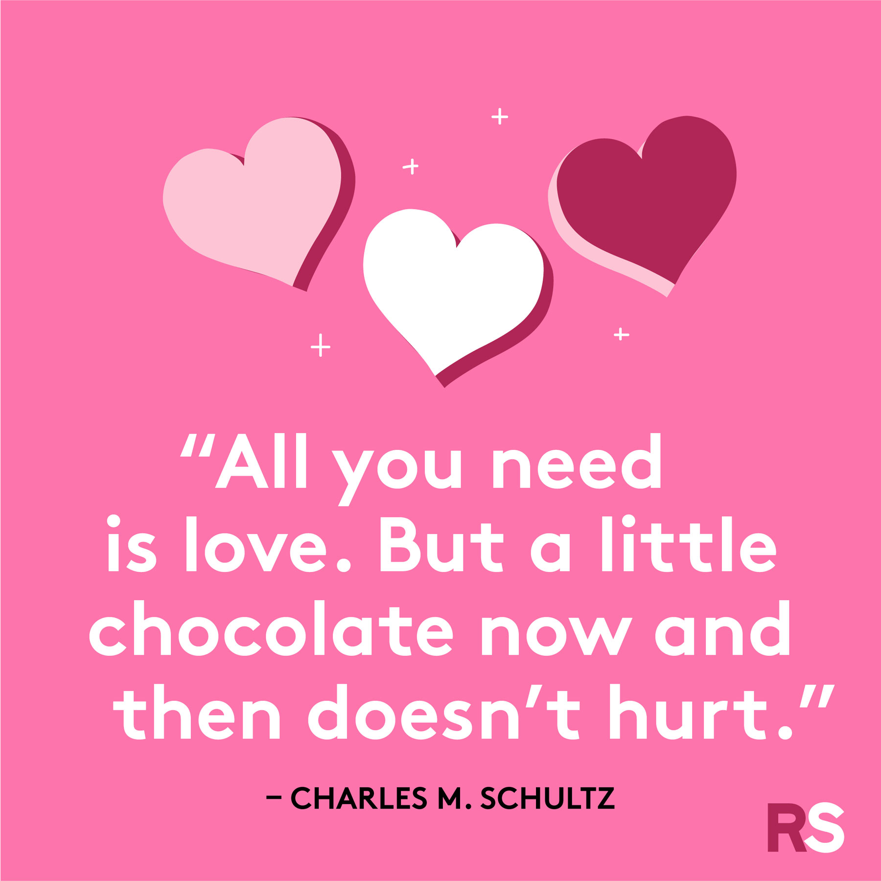 Love quotes, quotes about love - Charles M. Schultz