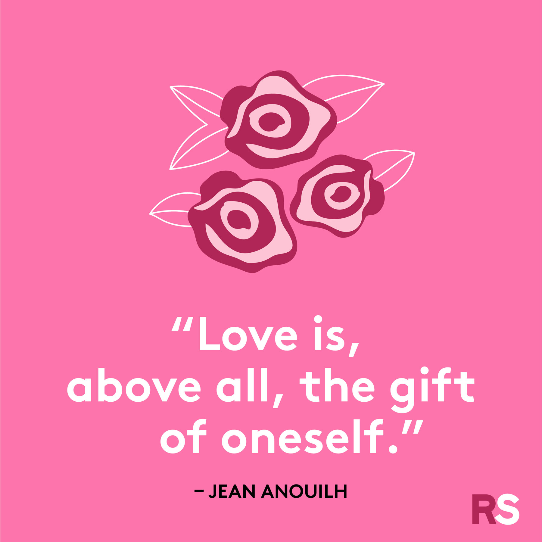 Love quotes, quotes about love - Jean Anouilh