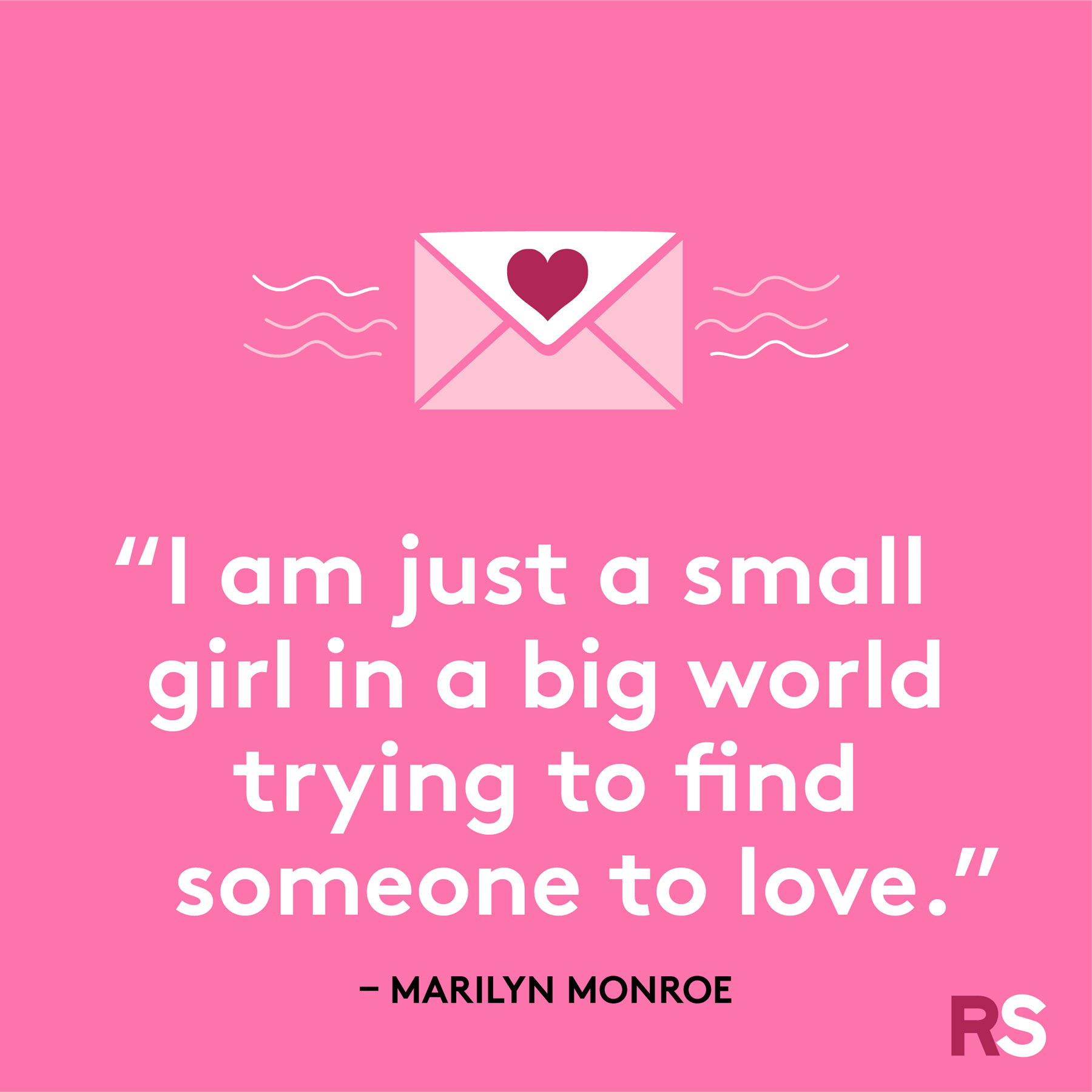 Love quotes, quotes about love - Marilyn Monroe