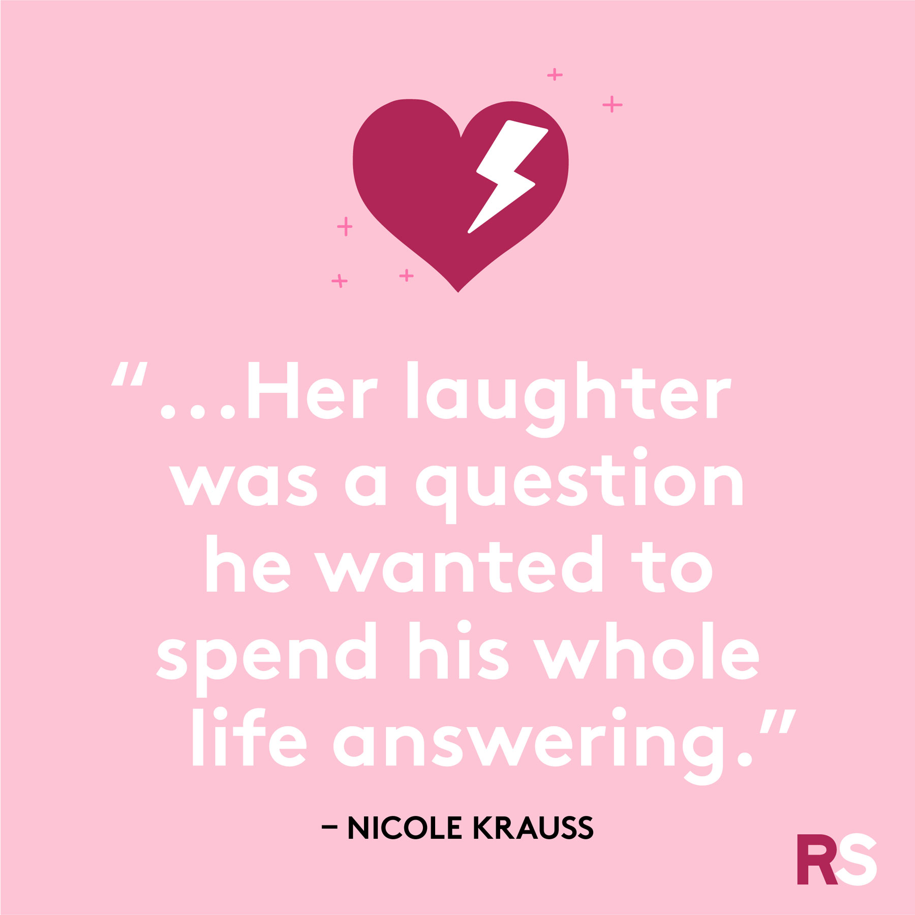 Love quotes, quotes about love - Nicole Krauss