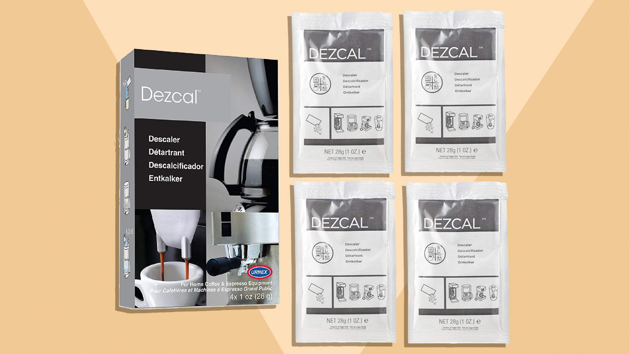 dezcal-coffee-cleaner