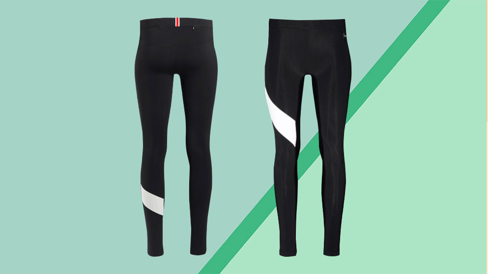 Tracksmith Running review: NDO Tights for running in cold weather