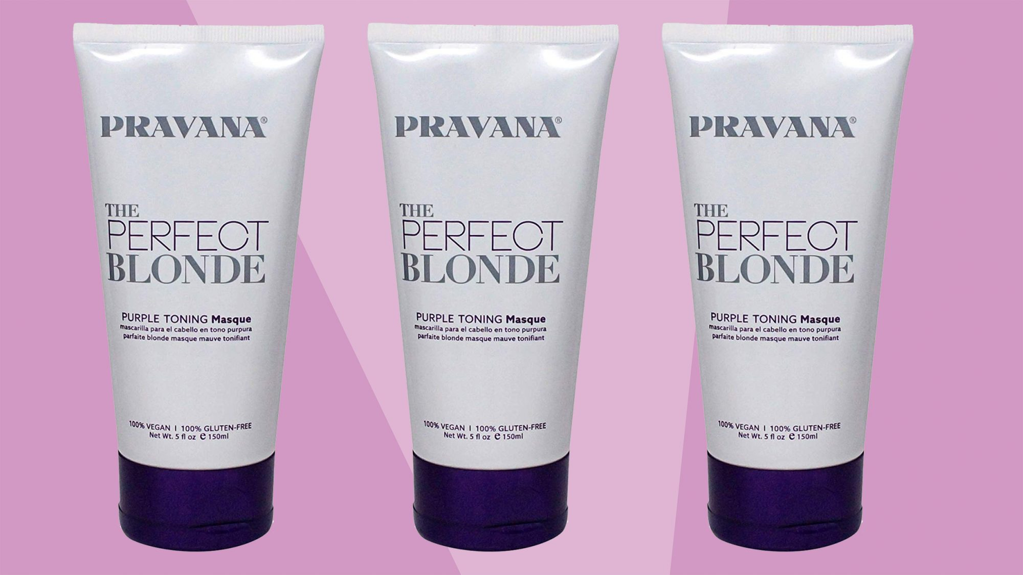 Pravana Purple Mask