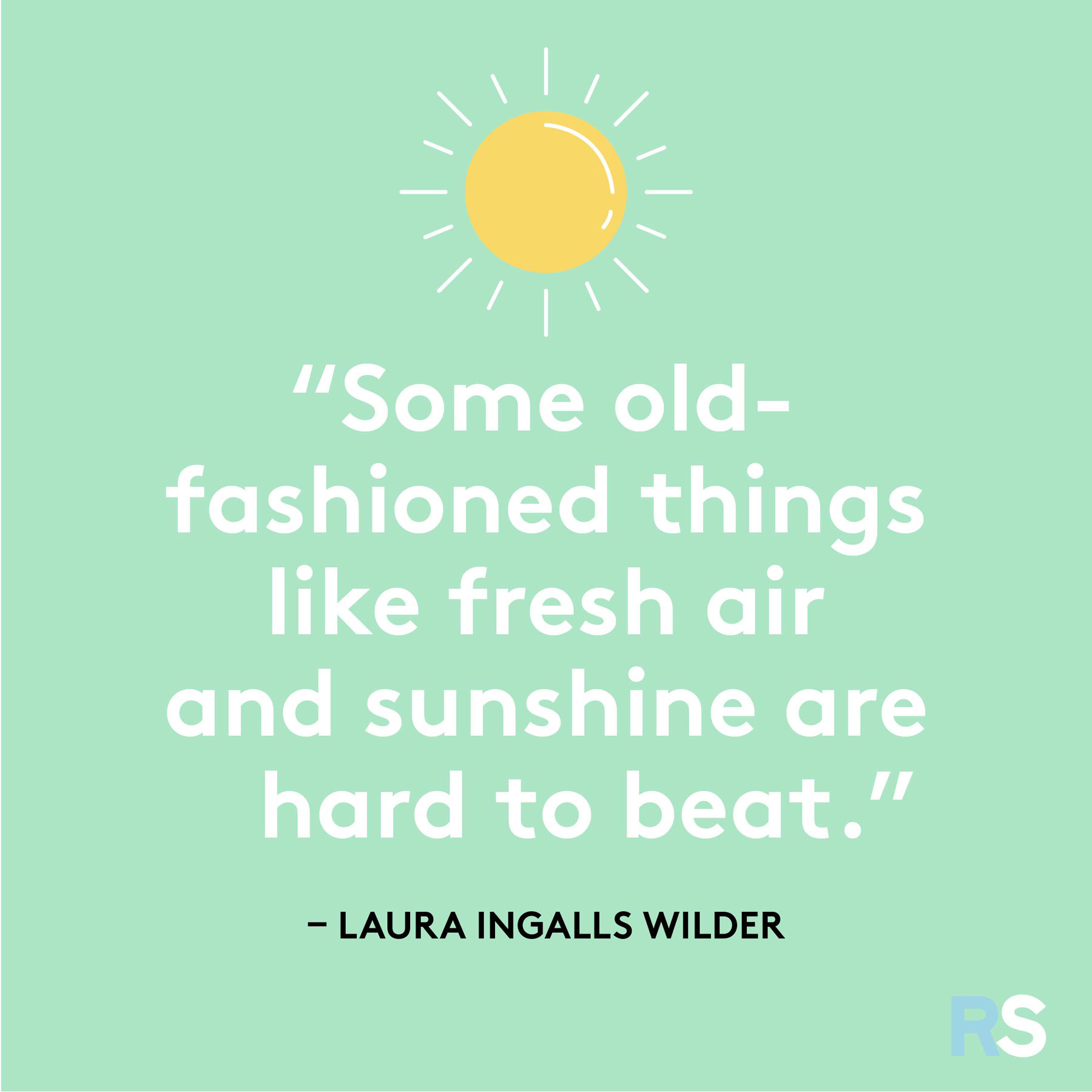Easter quotes, captions, and messages - Laura Ingalls Wilder quote