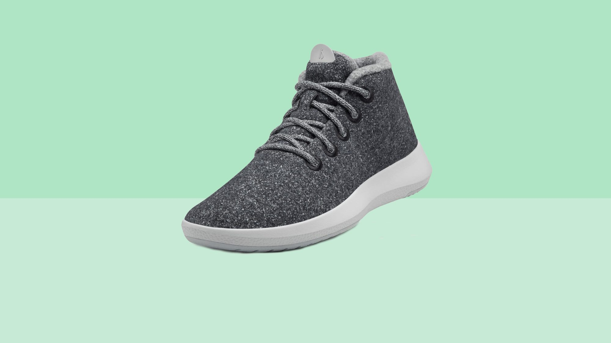 AllBirds Wool Runner-up Mizzles Natural Grey Tout