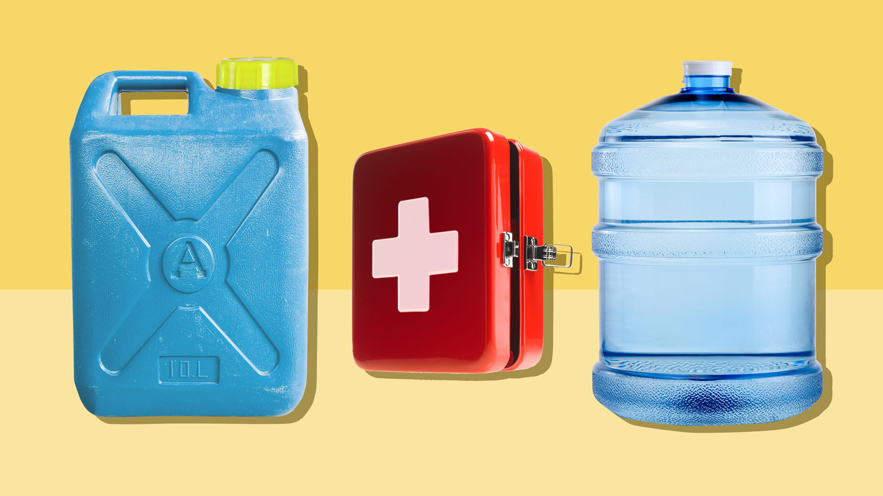Preparing for emergencies: Small steps and habits to prepare for a natural disaster