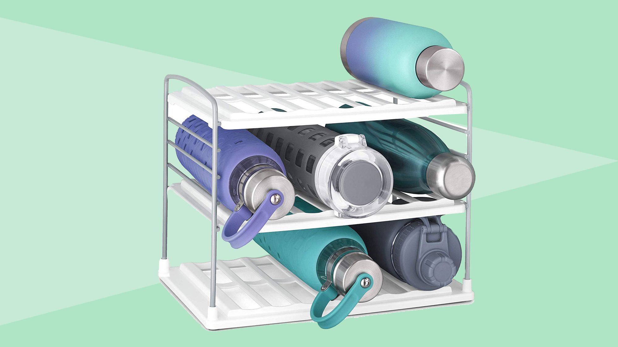 YouCopia 50243 UpSpace Water Bottle Organizer Tout