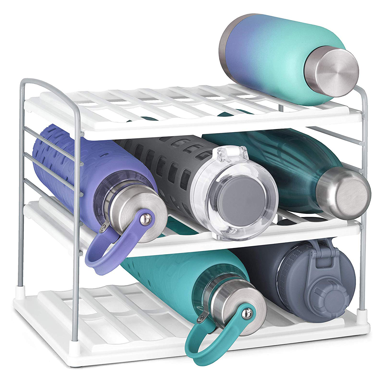 YouCopia 50243 UpSpace Water Bottle Organizer