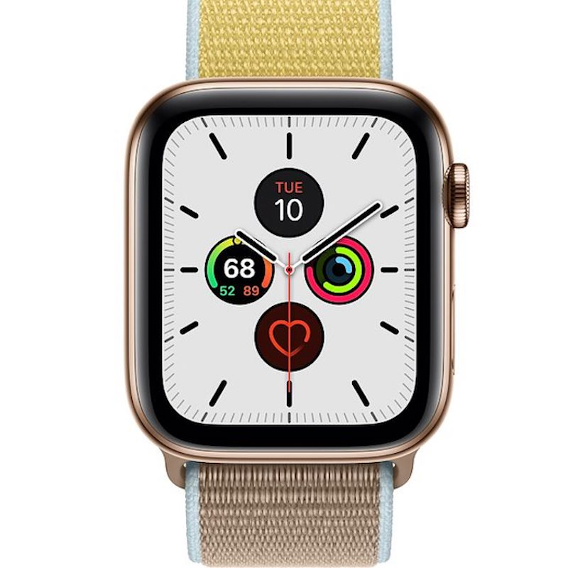 Apple Watch Series 5 Anniversary Gift