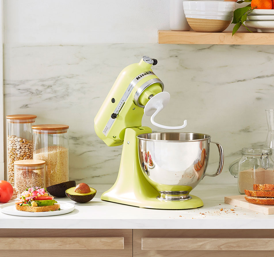 New KitchenAid colors for stand mixer