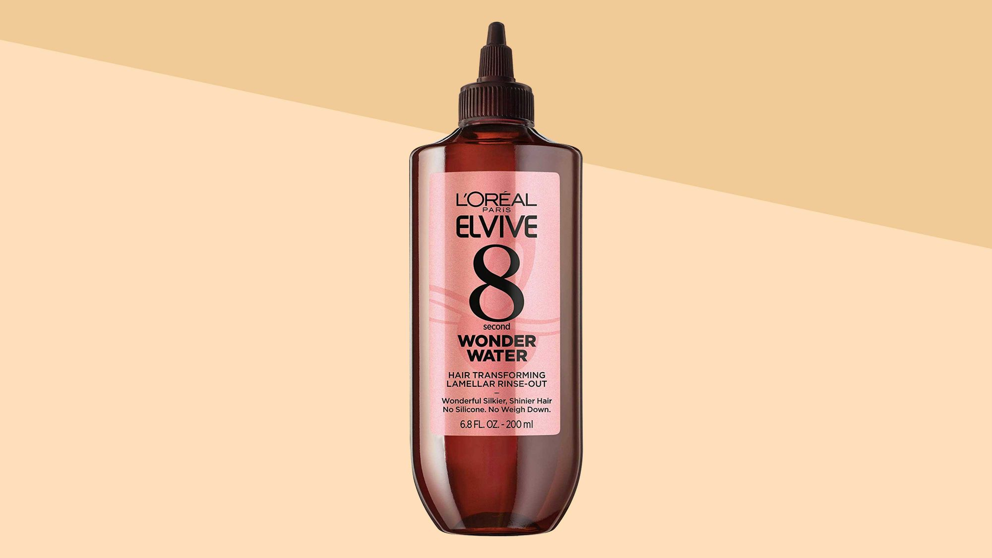 L'Oreal Paris Elvive 8 Second Wonder Water Lamellar Tout