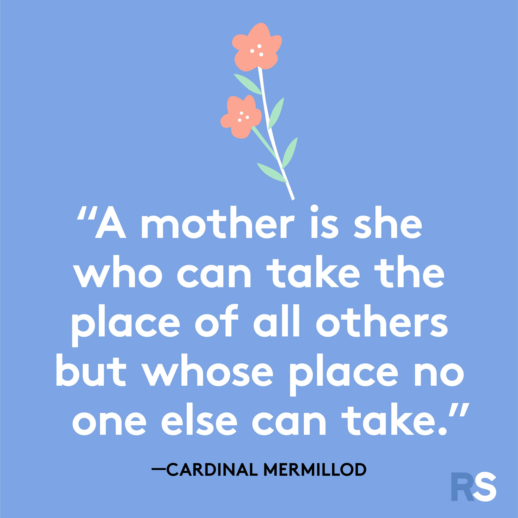 Mother's Day quotes and sayings - quote by Cardinal Mermillod