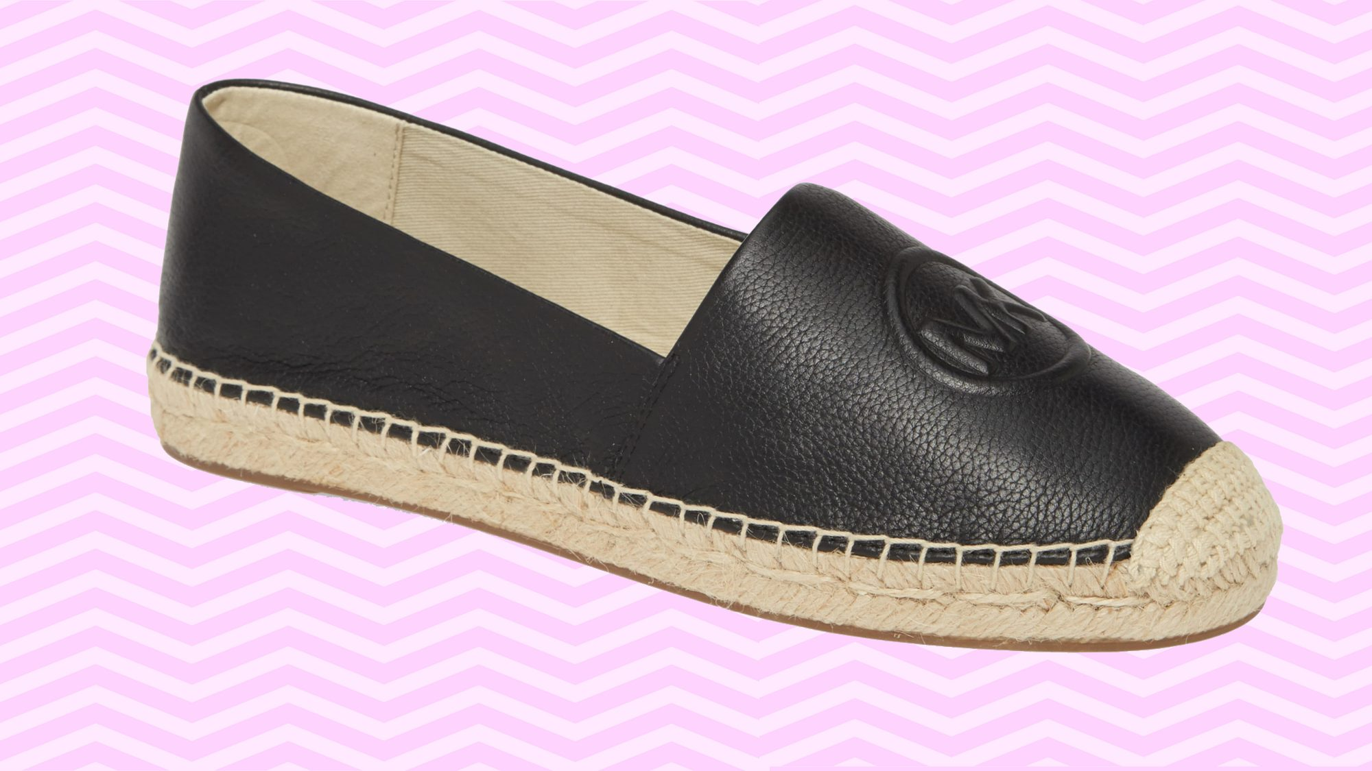 Michael Kors Dylyn Espadrille Slip-On Tout