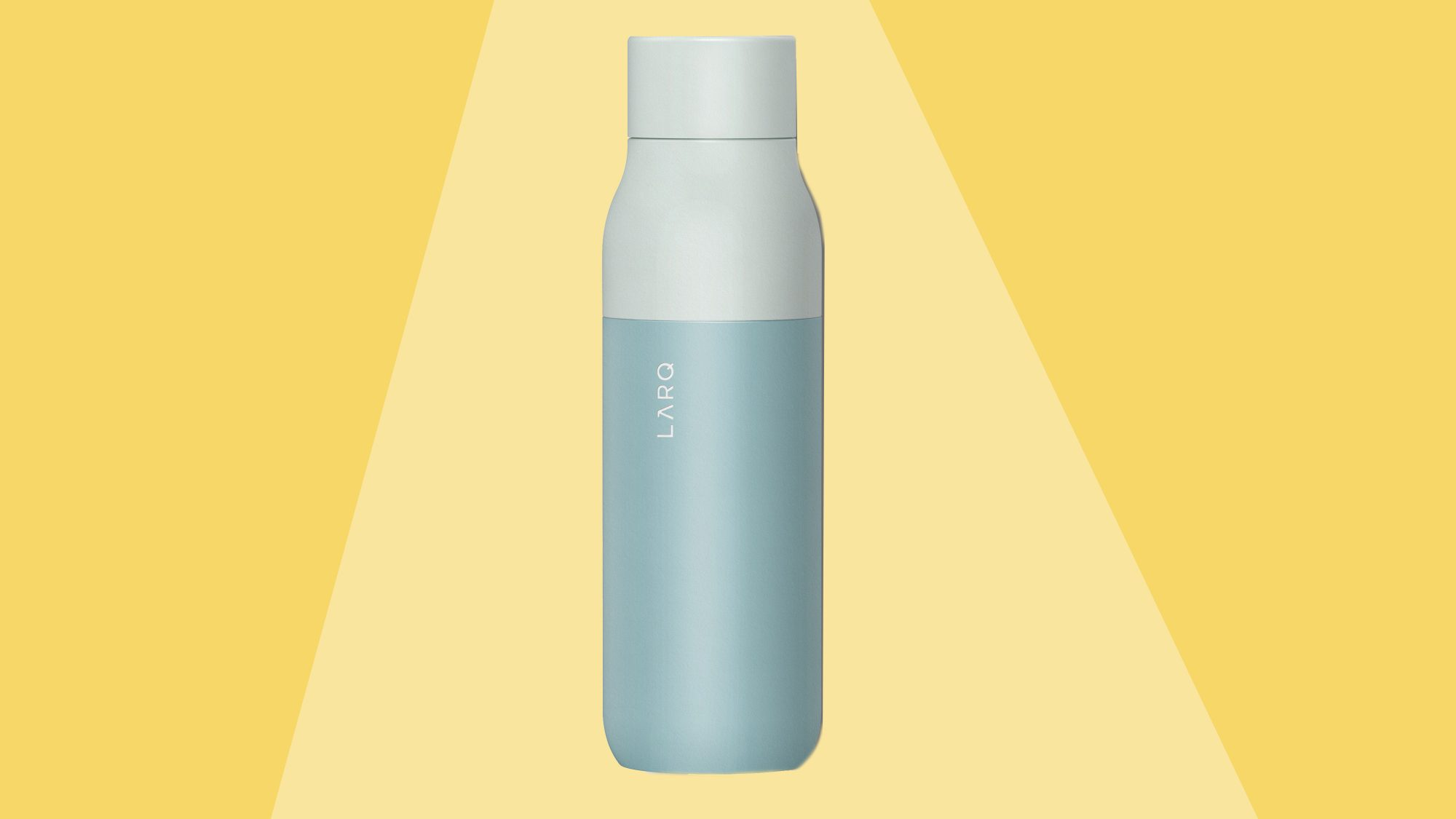 Larq Self Cleaning Water Bottle Tout