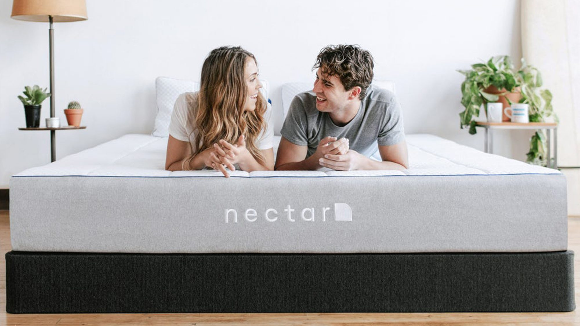 The Nectar Memory Foam Mattress Tout
