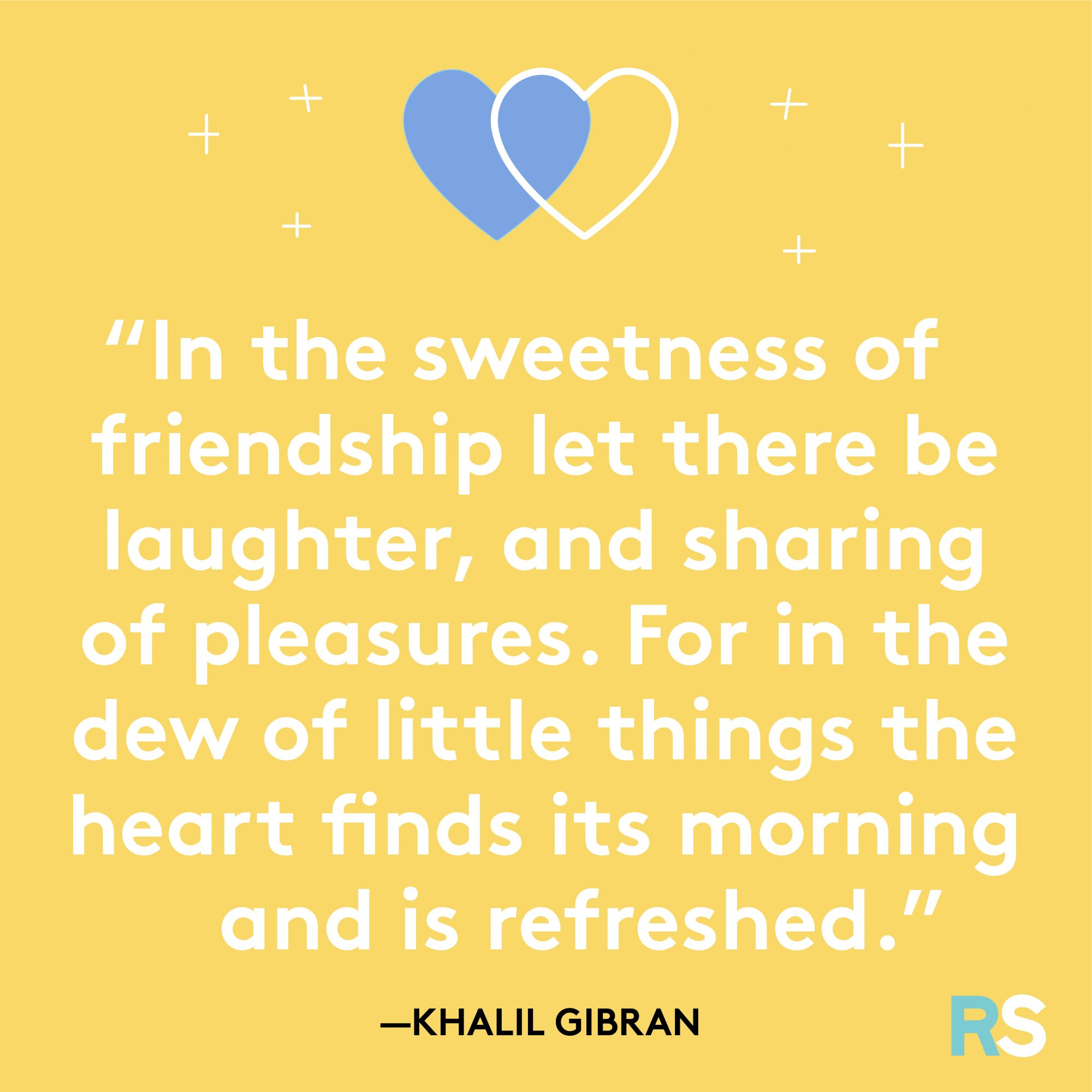 The Heart Finds its Morning Quote by Khalil Gibran