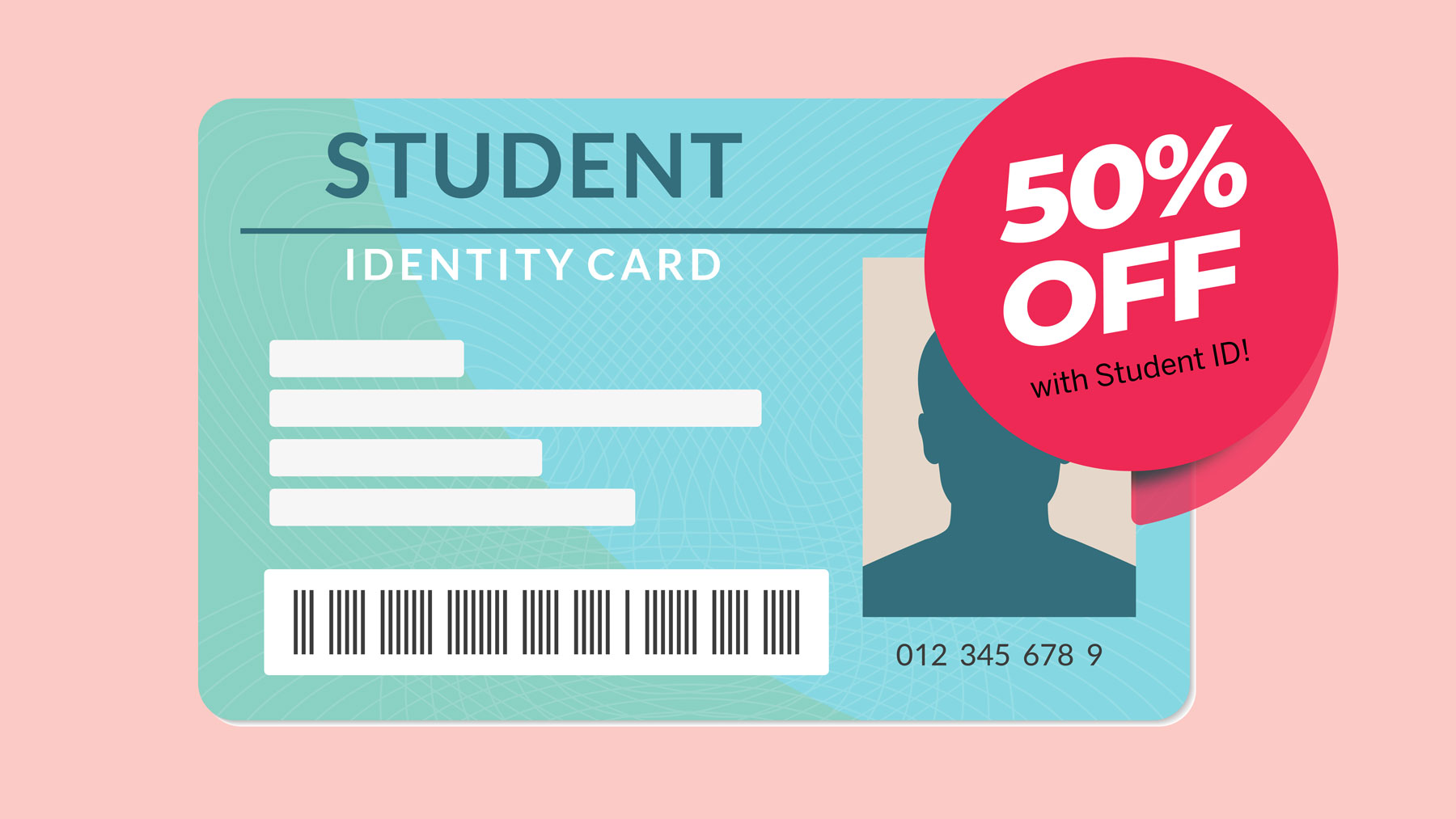 Student, Military, Birthday, and More Discounts You Don't Want to Miss id card