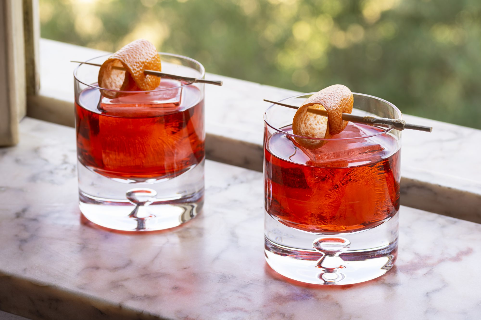 Two-Ingredient Cocktails