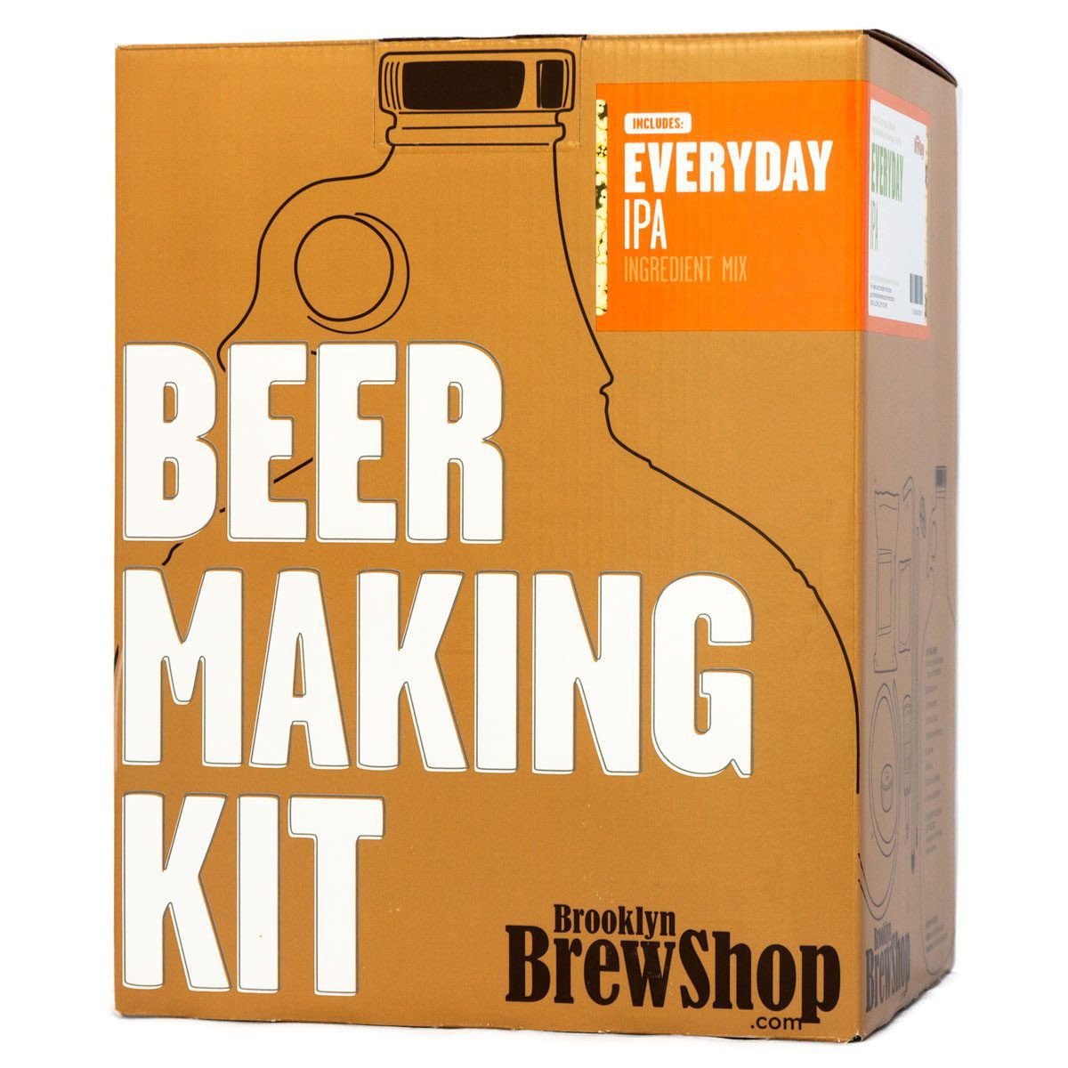 Father's Day gift ideas - Brooklyn Brew Shop Everyday IPA Beer Making Kit