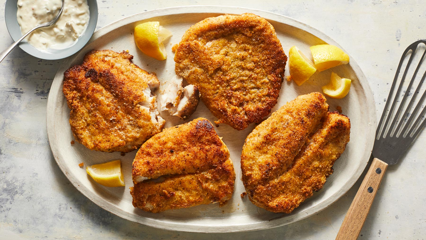 Crispy Fish Fillets Recipe