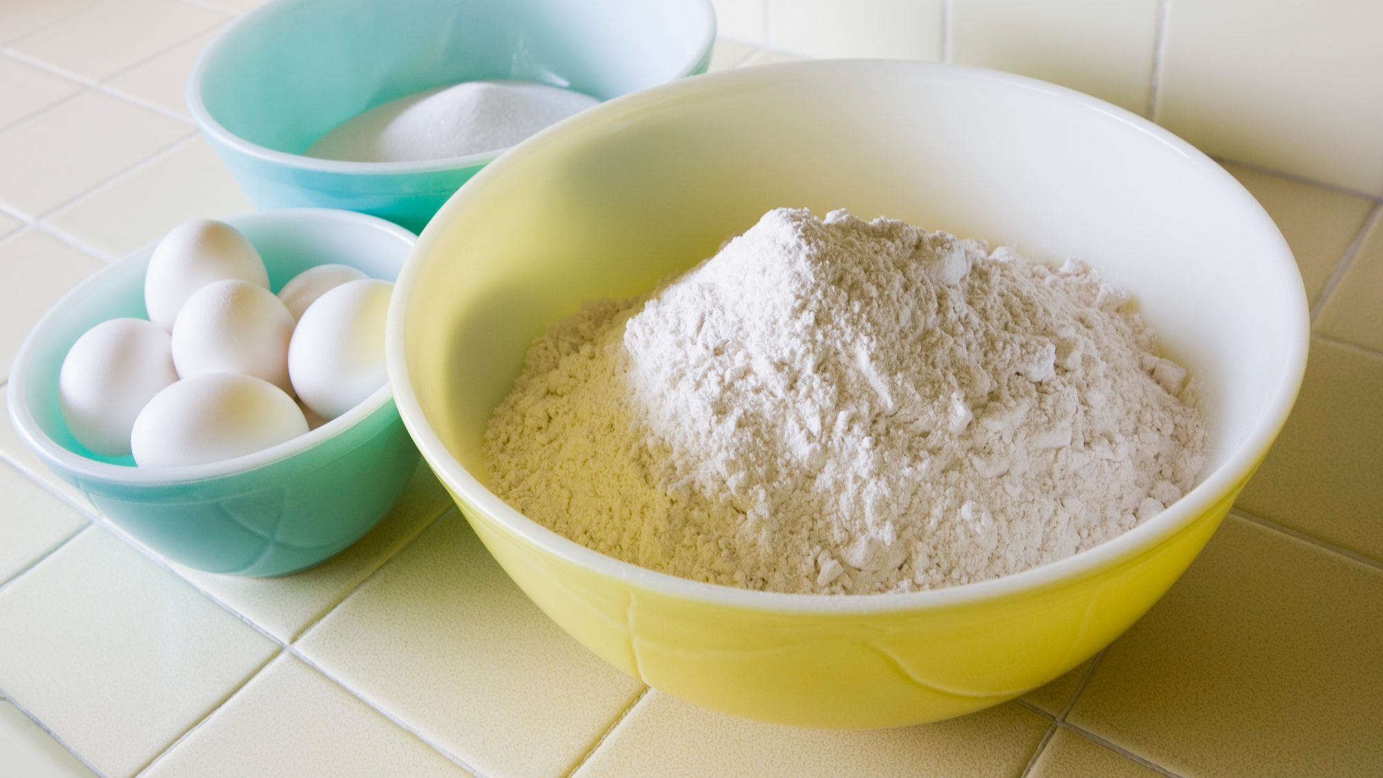 Buy flour from smaller mills as alternative to grocery stores