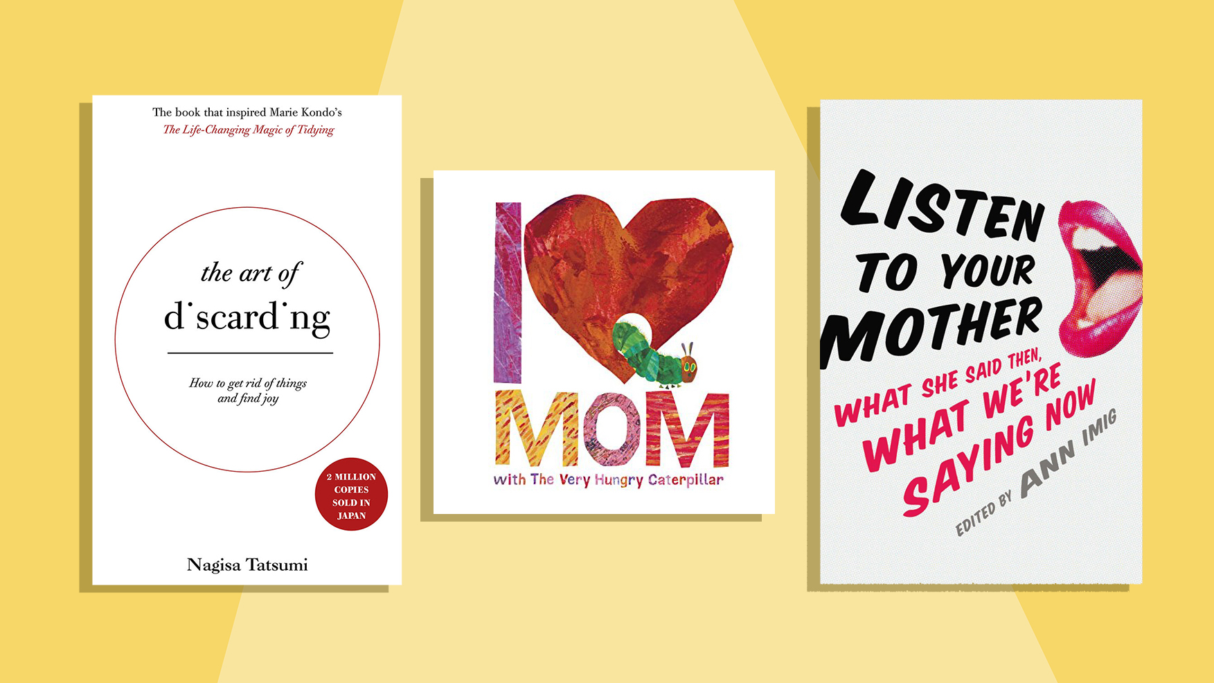 Books for mom: Mother's Day books for mom