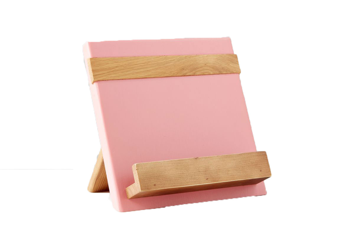 Mother's Day gift ideas - EtúHome Pink Mod iPad/Cookbook Holder