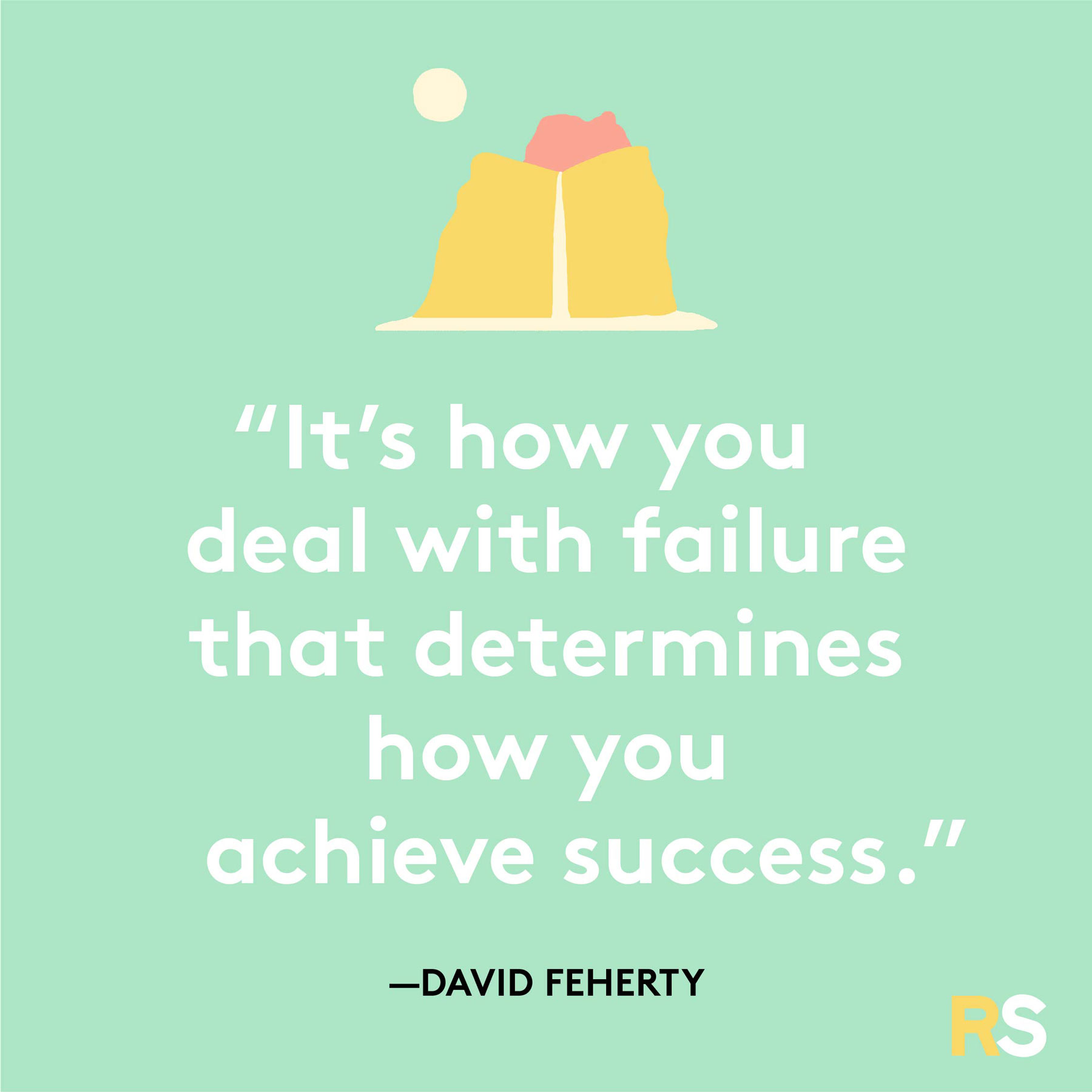 Positive motivating quotes, captions, messages – David Feherty quote