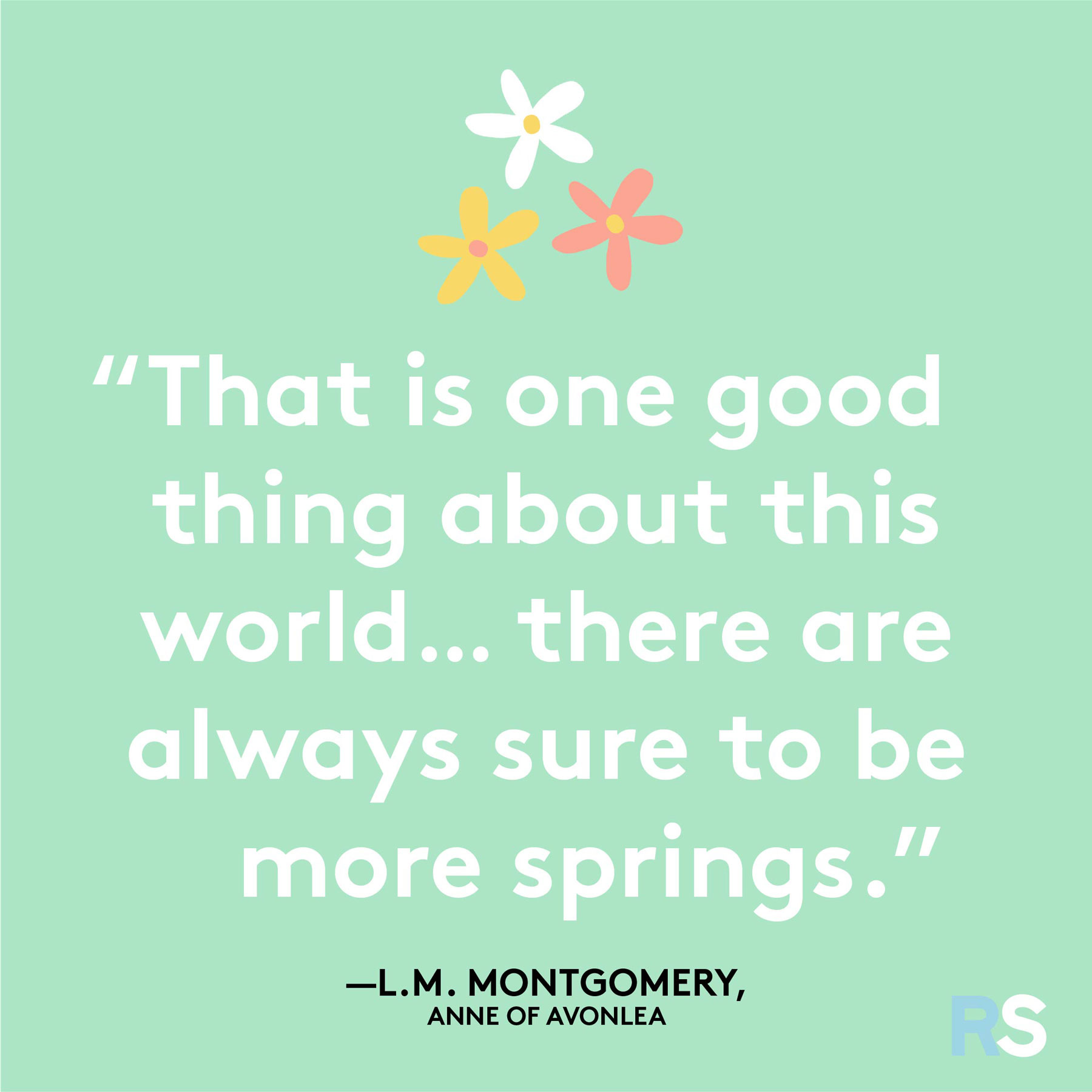 Positive motivating quotes, captions, messages – LM Montgomery Anne of Avonlea quote