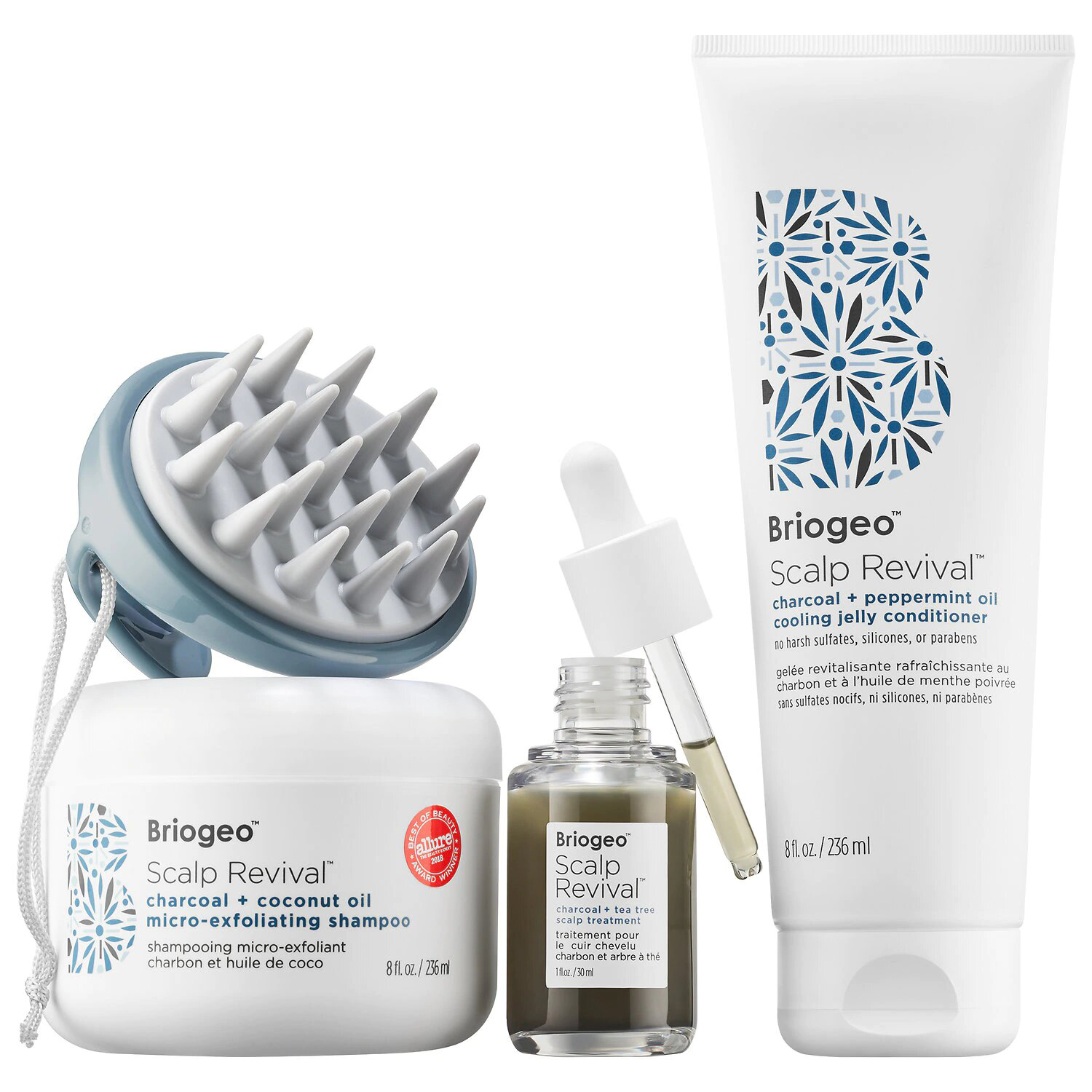 Scalp Revival Scalp Therapy Essentials Kit