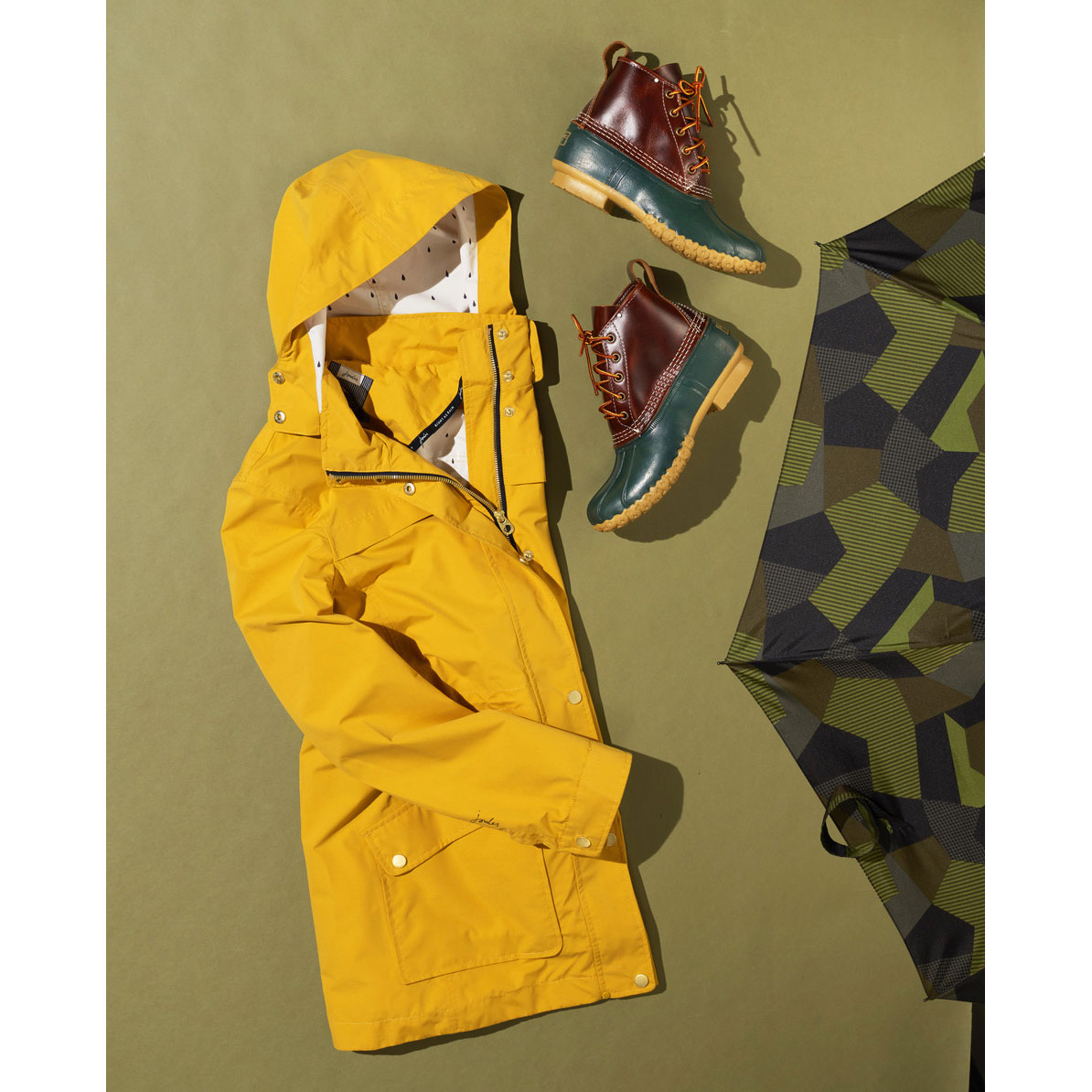 The Best Rain Gear To Get You Through Spring Showers Real Simple