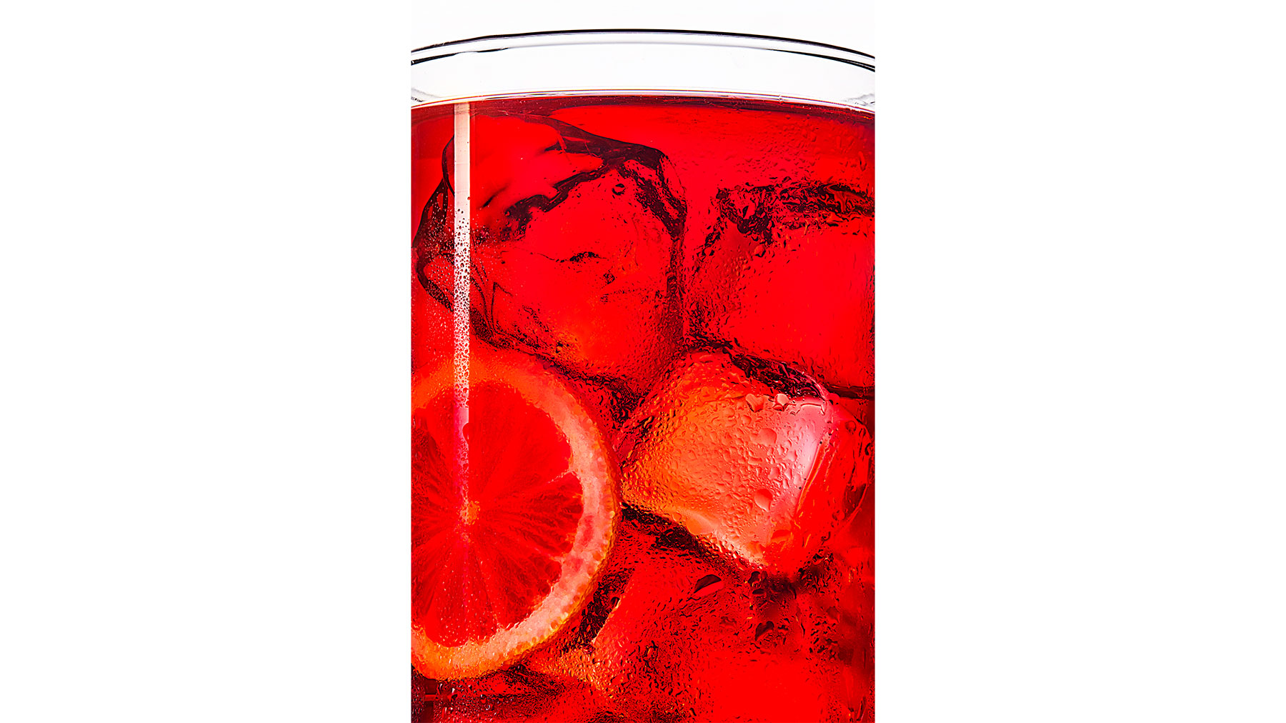 Hibiscus Lemon Iced Tea Recipe