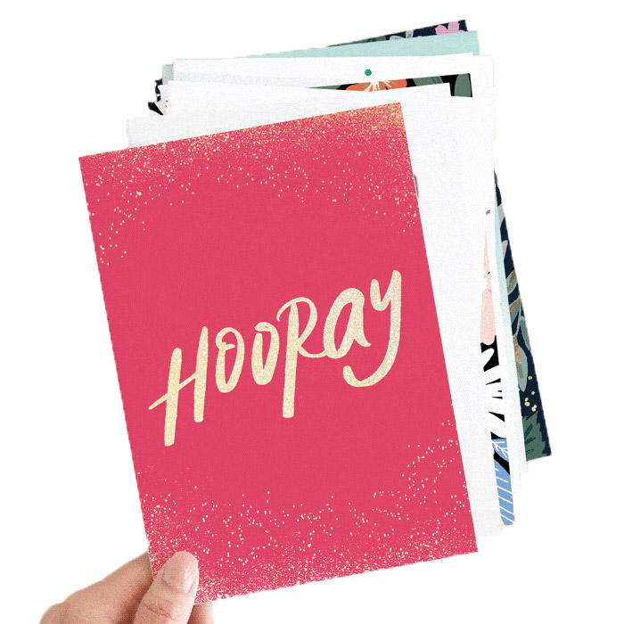 Best Products 2019 - Minted Greeting Card Subscription