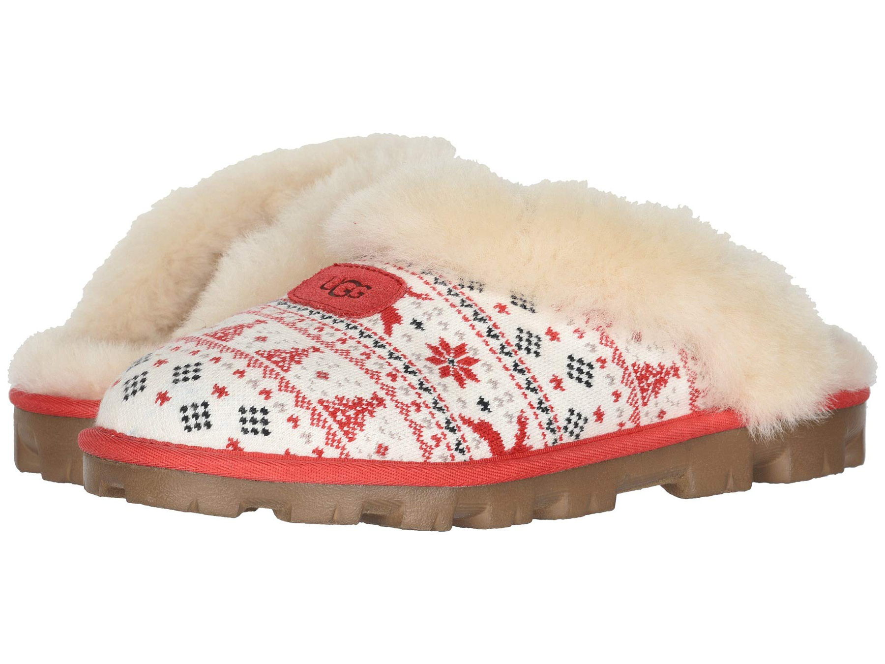 6 Clever Items 11/29/19 - Zappos x UGG Holiday Sweater Slipper