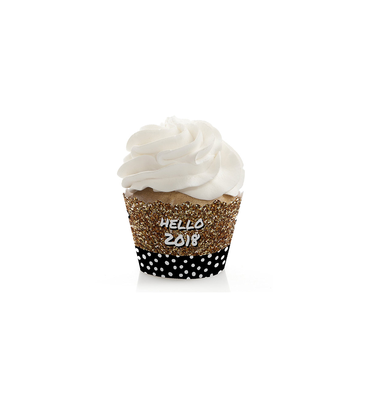 Pop, Fizz, Clink! Party Cupcake Wrappers