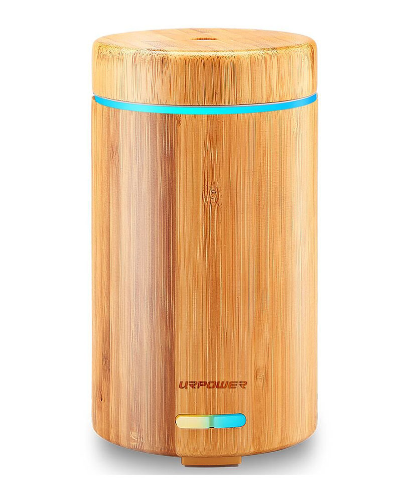 URPOWER Real Wood Essential Oil Diffuser